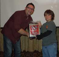 Colin Atteberry, Driver of the Year