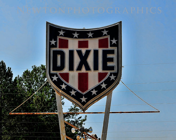 Dixie Gas Station
