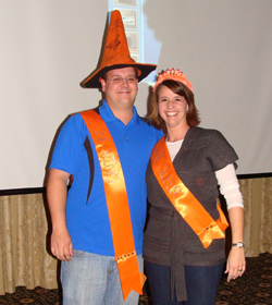Cone King and Queen