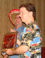 Chris Yearwood, Driver of the Year