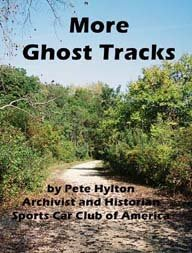 Pete Hylton Ghost Tracks Book Cover